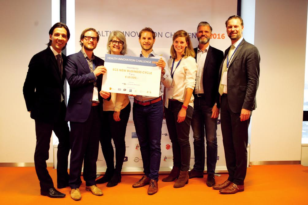 Maverick | Health Innovation Challenge 2016 gewonnen!