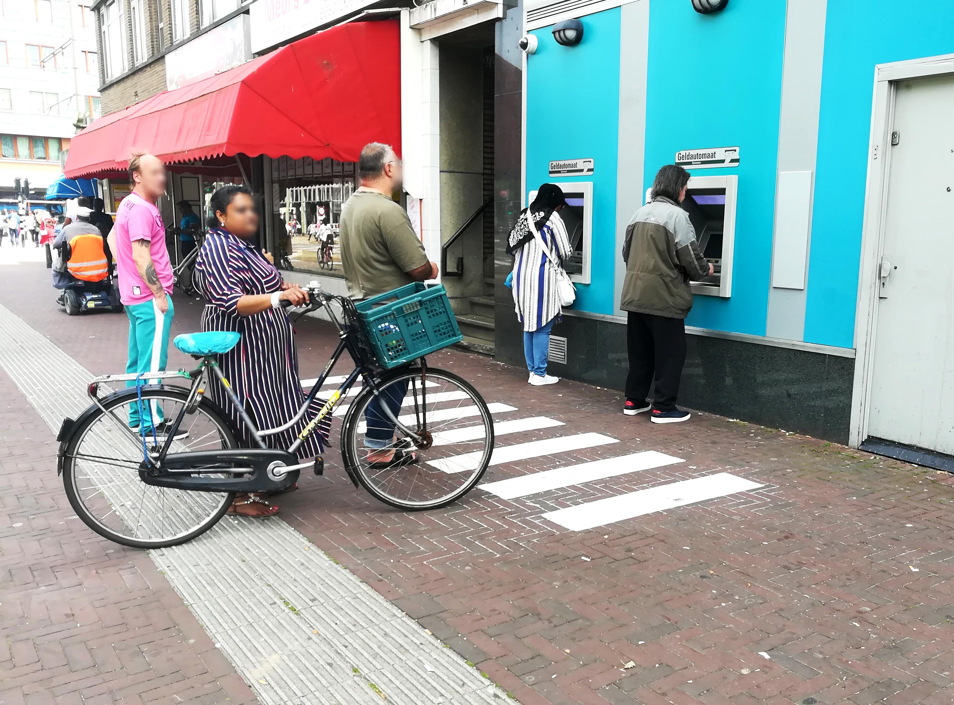Zebra-nudge en swingborden: weerbaarder tegen zakkenrollers